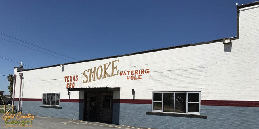 Exterior of Smoke in Harlingen
