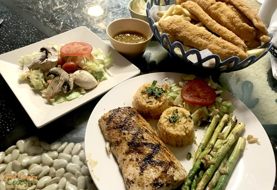 Sabores del Golfo - best place to eat seafood in Harlingen, TX