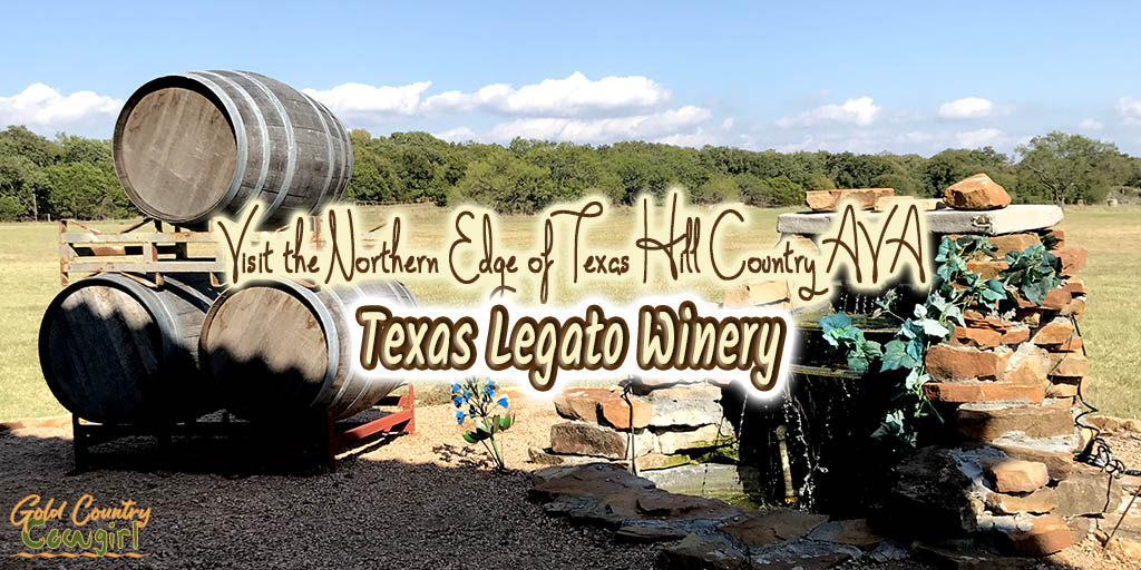 Texas Legato Winery -- On the Edge