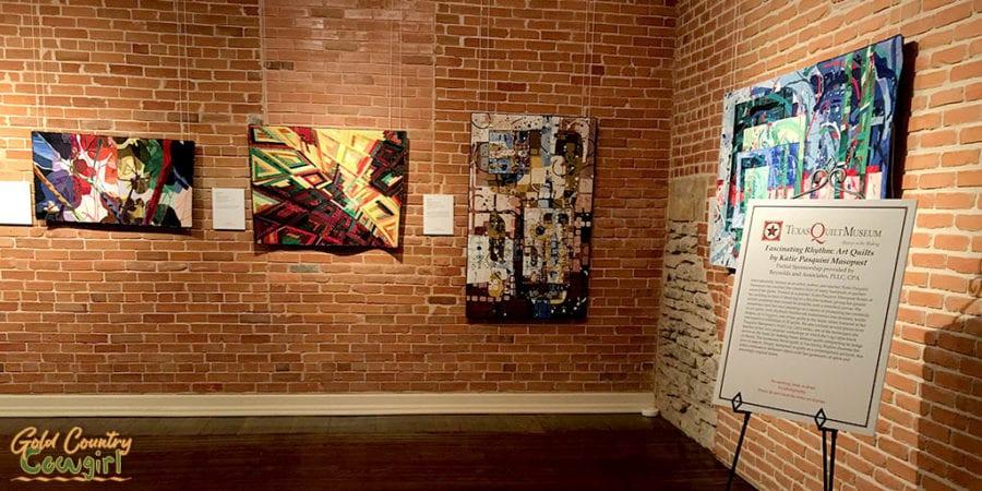Art Quilts by Katie Pasquini Masopust