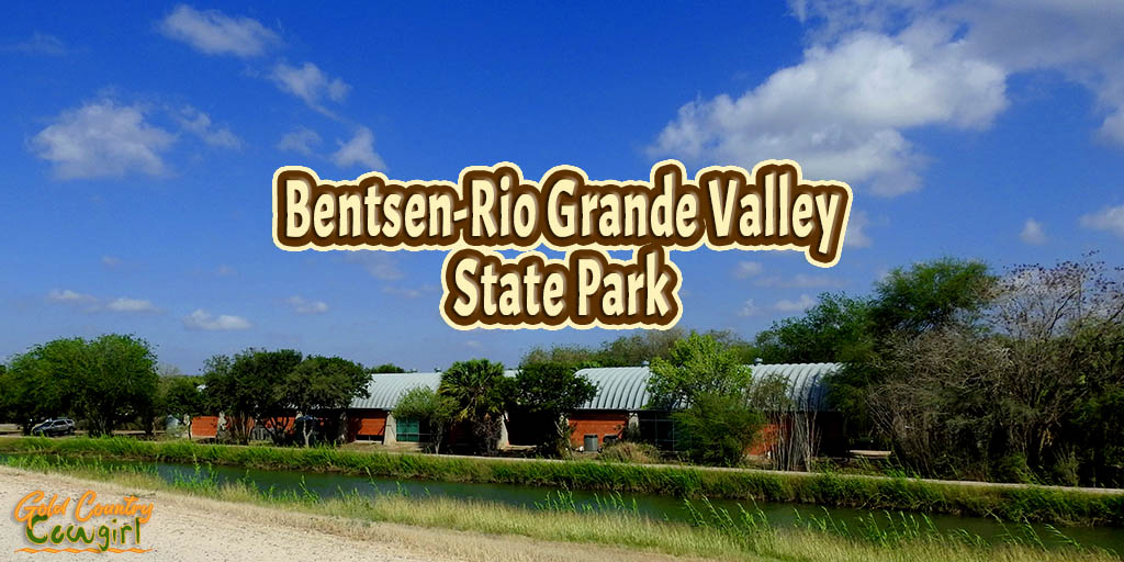 Bentsen-Rio Grande Valley State Park - World Birding Headquarters