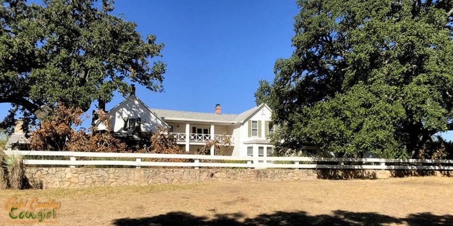 Texas Whte House at Lyndon B. Johnson National Historical Park